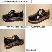 Zapato Luna Chiara Temporada 2016 Outlet