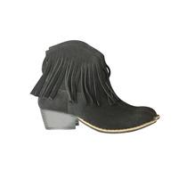 Zapatos Mujer Texanitas Con Flecos Otoño/invierno 2016