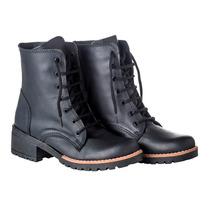 Botita Borcegos Mujer Botas Zapatos Almacen De Cueros