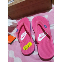 Ojotas Mujer Nikesolar Soft Thong Talle 39