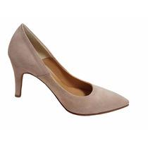 Luis 15- Cuero Autentico - Zapatos Mujer Dama Moda - Máncora
