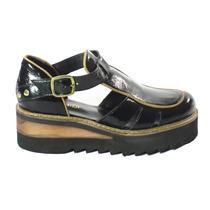 Zapatos Abiertos Con Hebilla - Tops Zapatos Verano Mujer
