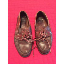 Zapatos Nauticos Cuero Ringo