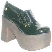 Zapatos Nazaria Modelo Ximena Mocasines Plataforma