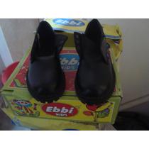 Zapatos Colegial Num 32 Nuevo