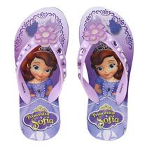 Ojotas Disney Princesita Sofia Baja Con Luz