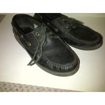 Zapatos Nauticos Marcel Talle 39 Impecable Estado!!!