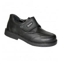 Zapatos Mocasines Escolares Colegial Marron Marcel 35 Al 40