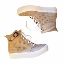 Botitas Zapatillas Animal Print Mujer Ven A Mi Nuevas! W14