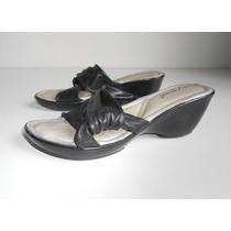 A Reparar Sandalias Cuero Lady Stork Zapatos
