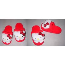 Pantuflas Hello Kitty