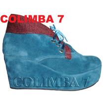 ¡¡ Viamo !! Botas Botinetas Zapatos Mod. Rumios Nuevas N°36