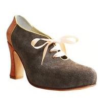 Clippate,zapatos Mujer,taco,de Cuero,glam,envío Gratis