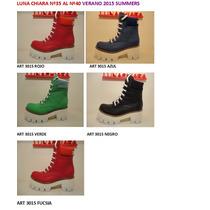 Zapatos Luna Chiara Verano 2015 Consulte Precio Por Modelo