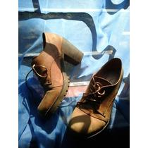 Zapatos Traza Diseño De Autor Oportunidad T 36