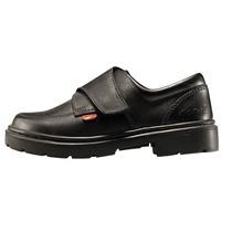 Calzados Escolares Kickers - Modelo Kool Con Velcro - Negro