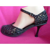 Zapato Clasico Calado Nº 3 Plastico Melissa Coqueta