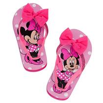 Ojotas Minnie Pink Disney Store Importadas