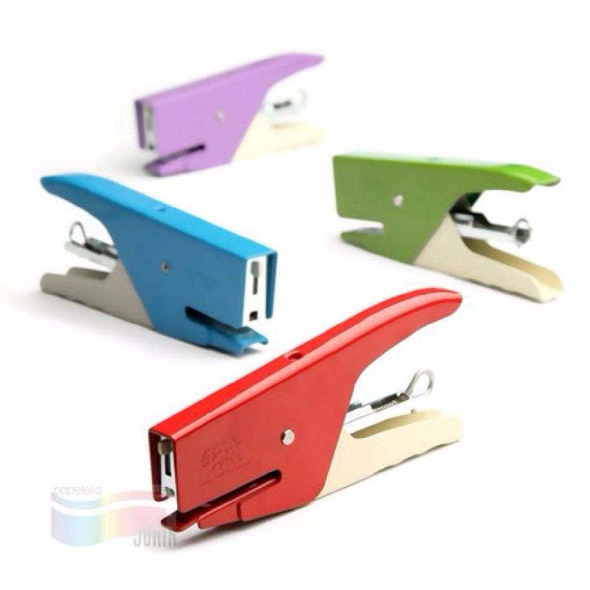 Abrochadora GRAP 65 colores varios