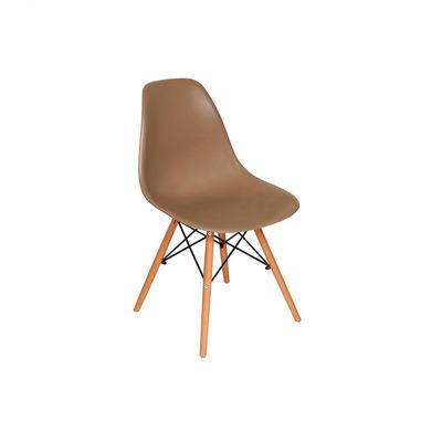 la silla eames plastic chair dsw de vitra fue diseada por charles u ray eames en el ao para el museo de arte moderno de nueva york y fue la primera