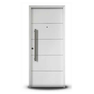 Puerta Blanca 1783b Phof Exterior Inyectada 80x200 Cm