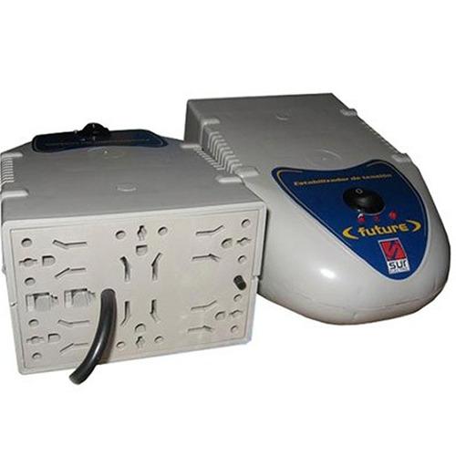 Estabilizador Future 1000 Sur Electric - 6 Tomas