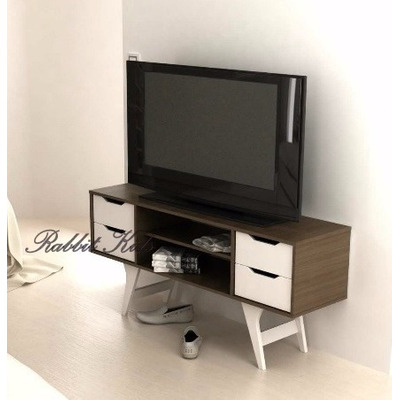 Comoda mueble tv vintage moderno nordico escandinavo retro for Muebles nordicos online