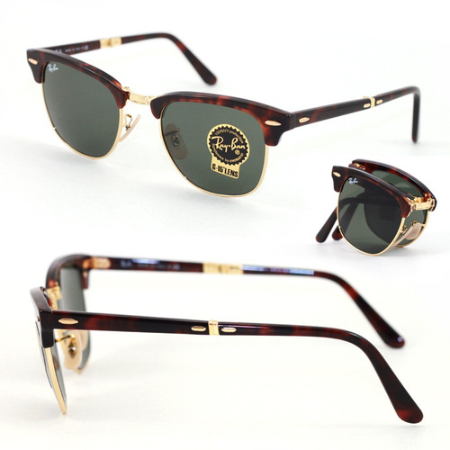 95a0b5a39b ... comprar Ray Ban Clubmaster Folding Rb2176 Originales Made In Italy ...