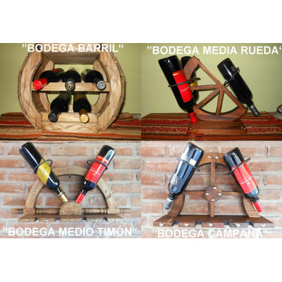 Bodegas De Madera Promo Oferta Día Del Padre! 3 Modelos! -  220 ...