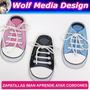 Zapatillas Iman Aprender Atarse Los Cordones Souvenirs | WOLF MEDIA DESIGN