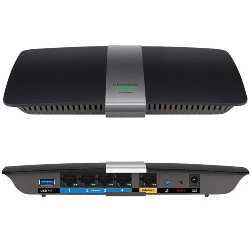 Router Wifi Linksys Ea6200 1200 Mbps Smart Nuevo Gtia 2 Años