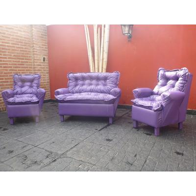 Sillones placer para espacios reducidos altos con patas for Sillones living para espacios reducidos