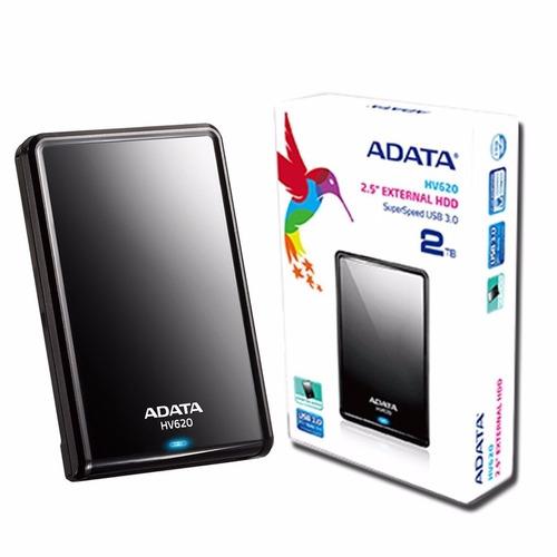 Disco Rigido Externo Portatil  2tb Adata Wd Toshiba Seagate