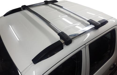 ... comprar Rack Barras Portaequipaje Aluminio Bepo Para Chevrolet S10 ... 4f2332bc66c0