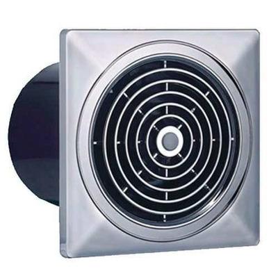 Extractor de aire ba o cocina hydra 6 15cm pared o - Extractor bano silencioso ...