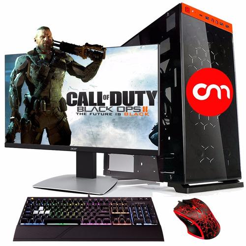 Combo Actualización Pc Intel I3 6100 + Mother H110 + 8gb Dr4