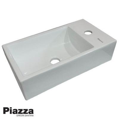 Bacha porcelana sanitaria x apoyar ba o piazza modelo a146 for Porcelana sanitaria
