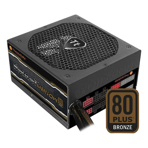 Fuente Pc Thermaltake Smart Sp-850m 80 Plus 850w Modular