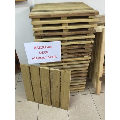 Deck baldosas 239 feahc precio d argentina - Baldosas de madera para jardin ...