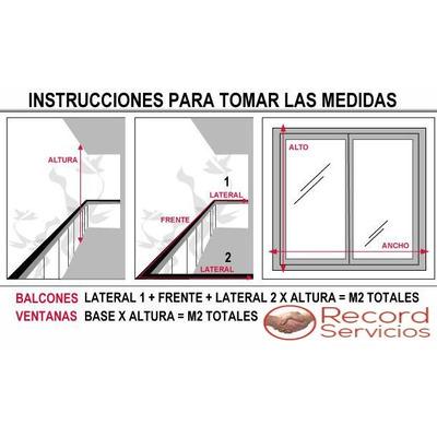 Redes proteccion redes balcon red ventana paloma for Ventana balcon medidas