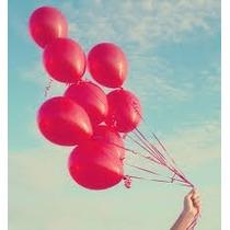 cumpleaños globos a gas