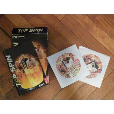 Топ Спин 2004