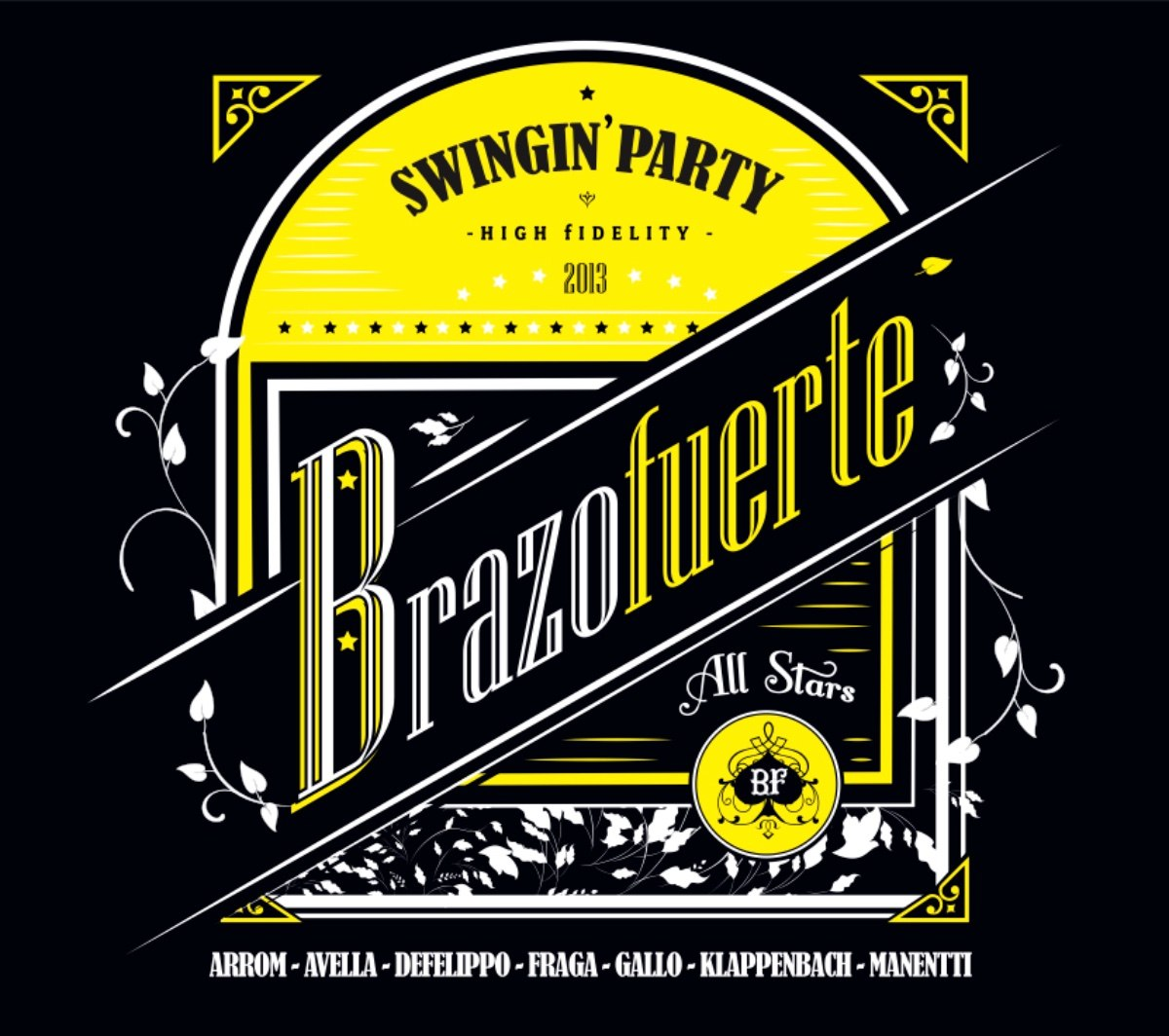 Orquesta Brazofuerte  - Pen Drive Swingin' Party