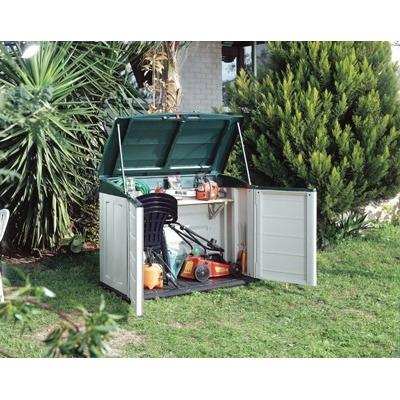 Armario para exteriores elegant armario para jardin for Organizar jardin exterior