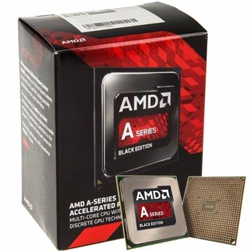 Micro Procesador Apu A10 7860k Quad Core 3.6 Pc Amd Fm2+