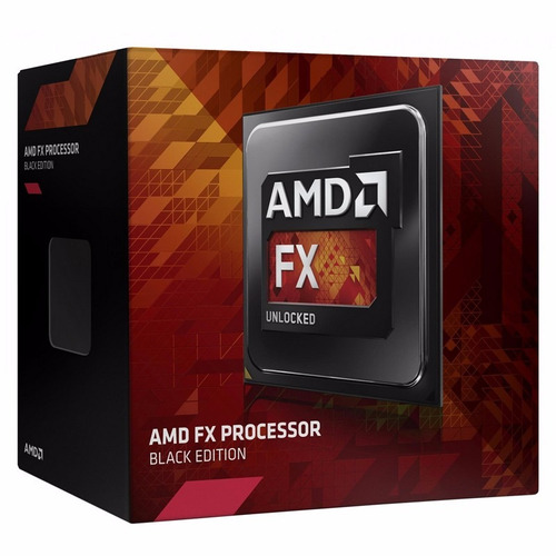 Procesador Amd Vishera Fx 8370e Blackedition 4.5ghz Stock!!