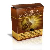 Pedidos Mayoristas