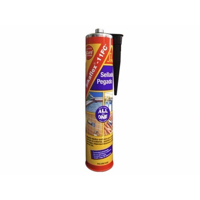 Sikaflex 11fc x 300 ml sellador poliuret nico negro - Precio sikaflex 11fc ...