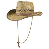 Sombrero De Niño Cowboy En Paja, Miscellaneous By Caff