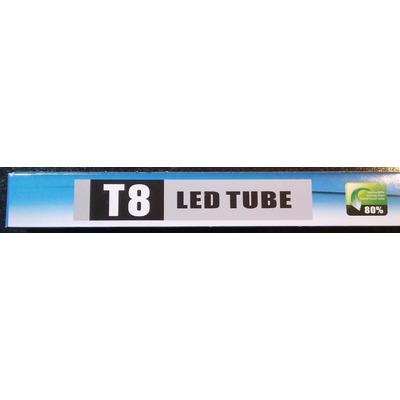 tubo led bajo alacena 8w 60cm
